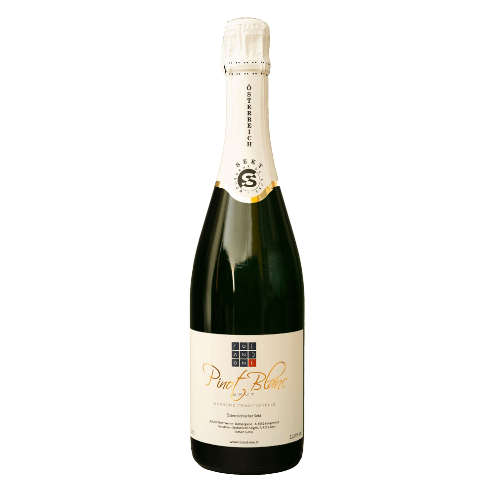 roland-one-Pinot-Blanc-Sekt
